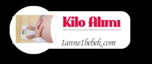 hamilelikte kilo alımı